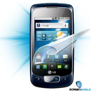 ScreenShield pro LG Optimus One (P500) na displej telefonu (LG-OPT1-D)