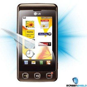ScreenShield pro LG KP500 na displej telefonu (LG-KP500-D)