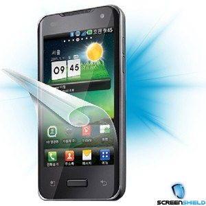 ScreenShield pro LG Optimus 2X (P990) na displej telefonu (LG-OP2X-D)