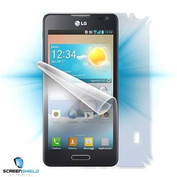 ScreenShield pro LG D505 Optimus F6 na celé tělo telefonu (LG-D505-B)