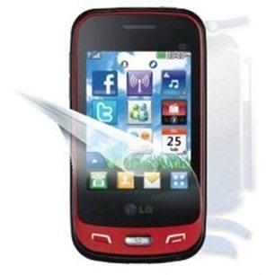 ScreenShield pro LG T565 Viper na celé tělo telefonu (LG-T565-B)