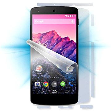 ScreenShield pro LG Nexus 5 D821 na celé tělo telefonu (LG-D821-B)