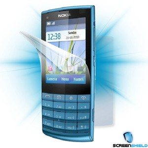 ScreenShield pro Nokia X3-02 pro celé tělo telefonu (NOK-X302-B)