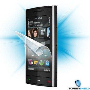 ScreenShield pro Nokia X6 na displej telefonu (NOK-X6-D)