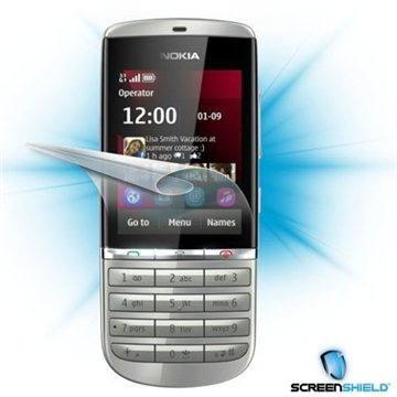 ScreenShield pro Nokia Asha 300 na displej telefonu (NOK-A300-D)