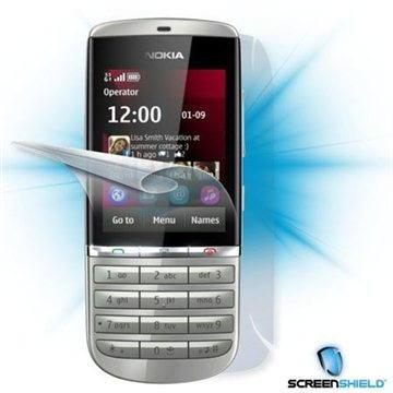 ScreenShield pro Nokia Asha 300 na celé tělo telefonu (NOK-A300-B)