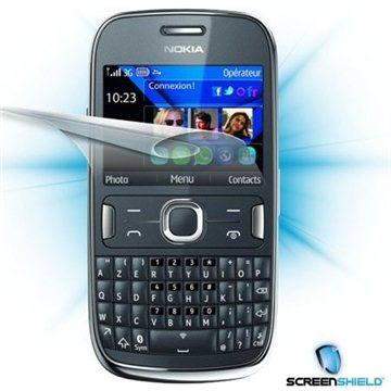 ScreenShield pro Nokia Asha 302 na displej telefonu (NOK-A302-D)