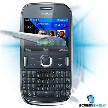 ScreenShield pro Nokia Asha 302 na celé tělo telefonu (NOK-A302-B)