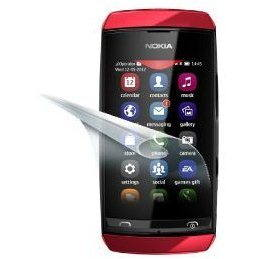ScreenShield pro Nokia Asha 306 na celé tělo telefonu (NOK-A306-B)