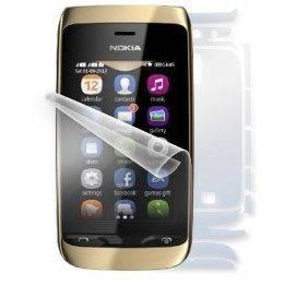 ScreenShield pro Nokia Asha 308 na celé tělo telefonu (NOK-A308-B)