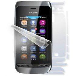 ScreenShield pro Nokia Asha 309 na celé tělo telefonu (NOK-A309-B)