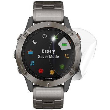 Screenshield GARMIN Fenix 6 Sapphire na displej (GAR-FNX6SPH-D)
