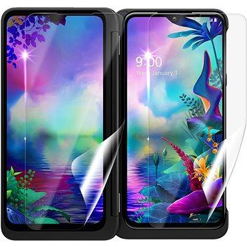 Screenshield LG G8X ThinQ Dual Screen na displej (LG-G8XTQDSCRN-D)