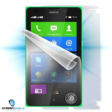 ScreenShield pro Nokia XL RM-1030 celé tělo telefonu (NOK-RM1030-B)