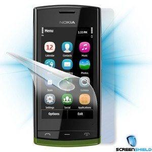 ScreenShield pro Nokia 500 pro celé tělo telefonu (NOK-500-B)