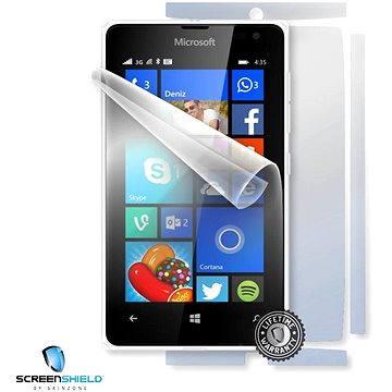 ScreenShield pro Microsoft Lumia 435 RM-1071 na celé tělo telefonu (NOK-L435-B)