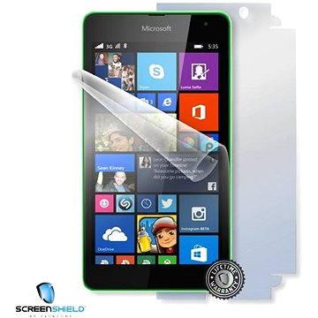 ScreenShield pro Nokia Lumia 535 na celé tělo telefonu (NOK-535-B)