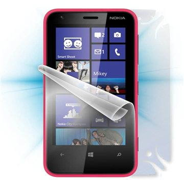 ScreenShield pro Nokia Lumia 620 na celé tělo telefonu (NOK-620-B)