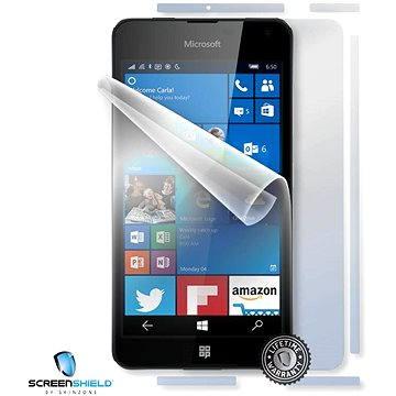 ScreenShield pro Microsoft Lumia 650 RM-1152 na celé tělo telefonu (MIC-L650-B)