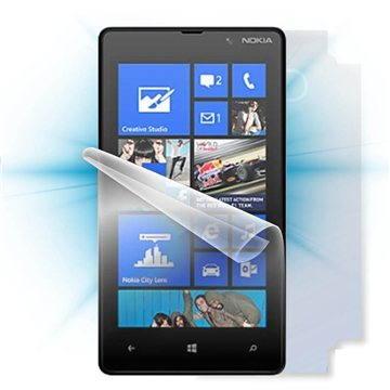 ScreenShield pro Nokia Lumia 820 na celé tělo telefonu (NOK-820-B)