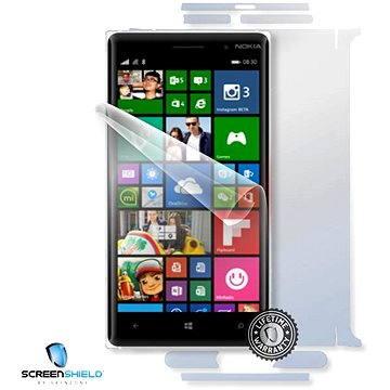 ScreenShield pro Nokia Lumia 830 na celé tělo telefonu (NOK-830-B)