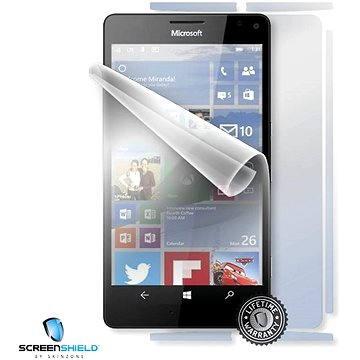 ScreenShield pro Microsoft Lumia 950 XL RM-1085 na celé tělo telefonu (MIC-L950XL-B)