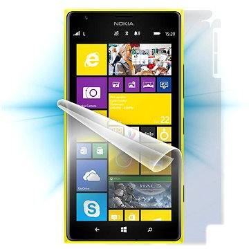 ScreenShield pro Nokia Lumia 1520 na celé tělo telefonu (NOK-1520-B)