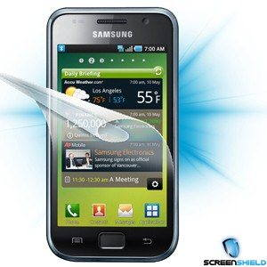 ScreenShield pro Samsung Galaxy S (i9000) na displej telefonu (SAM-i9000GS-D)