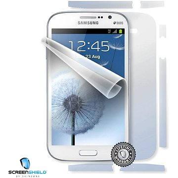 ScreenShield pro SAMSUNG Galaxy Grand Duos i9082 na celé tělo telefonu (SAM-i9082-B)
