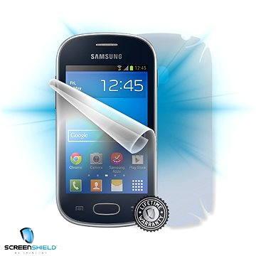 ScreenShield pro SAMSUNG Galaxy Fame Lite S6790 na celé tělo telefonu (SAM-S6790-B)