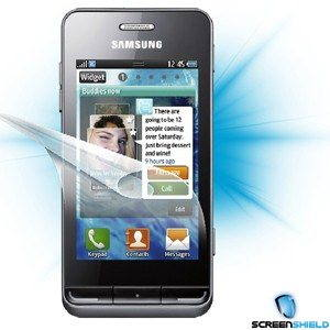 ScreenShield pro Samsung Wave 723 na displej telefonu (SAM-ST7230E-D)