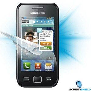ScreenShield pro Samsung Wave 525 (S5250) na displej telefonu (SAM-WV525-D)