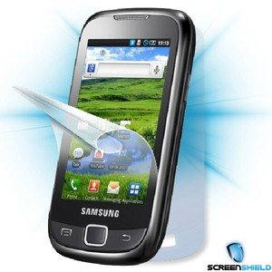 ScreenShield pro Samsung Galaxy 551 (i5510) pro celé tělo telefonu (SAM-i5510-B)