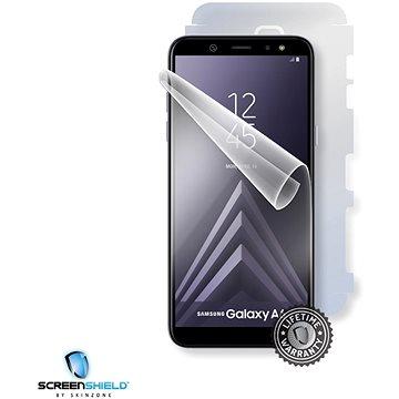 Screenshield SAMSUNG A600 Galaxy A6 na celé tělo (SAM-A600-B)
