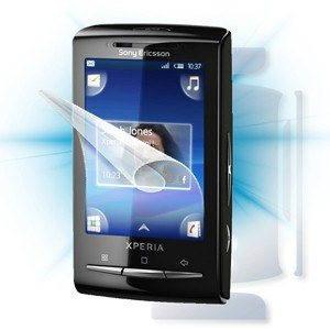 ScreenShield pro Sony Ericsson Xperia Mini pro celé tělo telefonu (SE-XPMI-B)