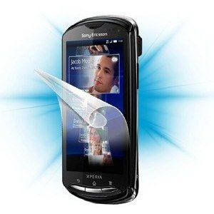 ScreenShield pro Sony Ericsson Xperia Pro na displej telefonu (SE-XPPR-D)