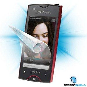 ScreenShield pro Sony Ericsson Xperia Ray na displej telefonu (SE-RAY-D)