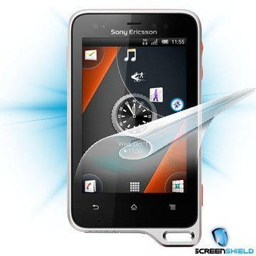 ScreenShield pro Sony Ericsson Active na displej telefonu (SE-ACT-D)