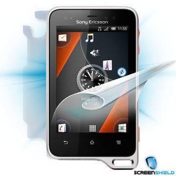 ScreenShield pro Sony Ericsson Active na celé tělo telefonu (SE-ACT-B)