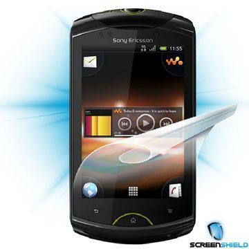 ScreenShield pro Sony Ericsson Live with Walkman na displej telefonu (SE-LWW-D)