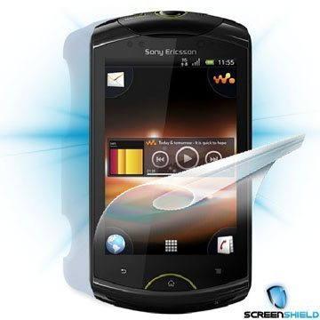 ScreenShield pro Sony Ericsson Live with Walkman na celé tělo telefonu (SE-LWW-B)