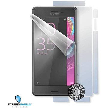 ScreenShield pro Sony Xperia X F5121 na celé tělo telefonu (SON-XPX-B)