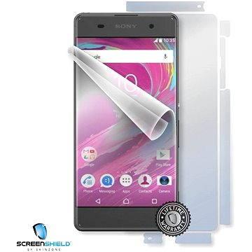 ScreenShield pro Sony Xperia XA Dual na celé tělo telefonu (SON-XPXADU-B)