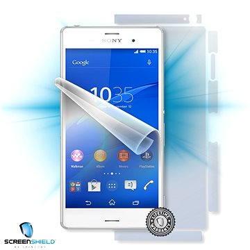 ScreenShield pro Sony Xperia Z3 (D6633) na celé tělo telefonu (SON-XPZ3-B)