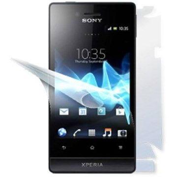 ScreenShield pro Sony Ericsson Xperia Miro na displej telefonu (SON-ST23i-D)