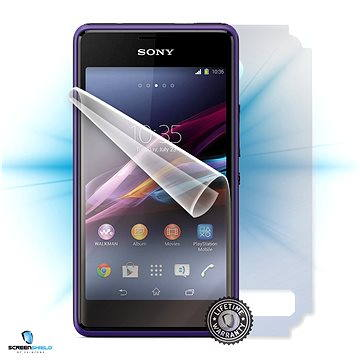 ScreenShield pro Sony Ericsson Xperia E1 na celé tělo telefonu (SON-XPE1-B)