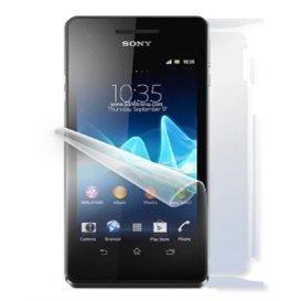ScreenShield pro Sony Xperia V na celé tělo telefonu (SON-XPV-B)