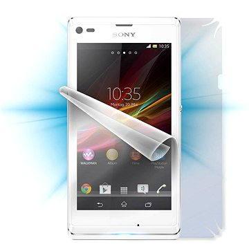 ScreenShield pro Sony Xperia L na celé tělo telefonu (SON-XPL-B)