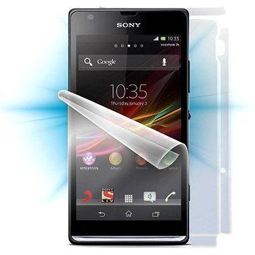 ScreenShield pro Sony Xperia SP na celé tělo telefonu (SON-XPSP-B)