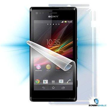 ScreenShield pro Sony Xperia M na celé tělo telefonu (SON-XPM-B)